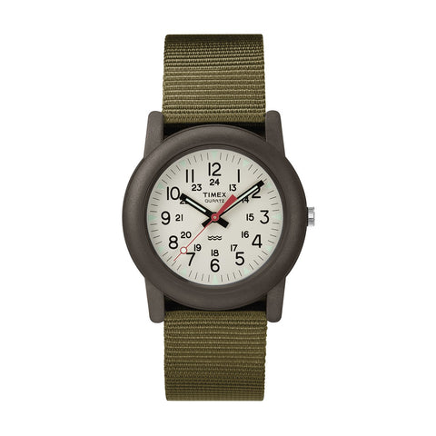 Timex TW2P598009J Camper Ladies Fabric/Nylon Watch