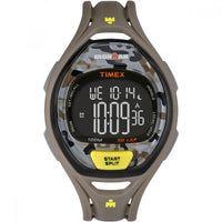 Timex TW5M01300 Ironman Mens 150 Lap Watch Khaki Multi-Function