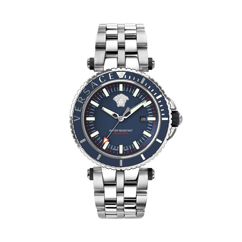 Versace Mens V-Race Diver Watch VEAK00418