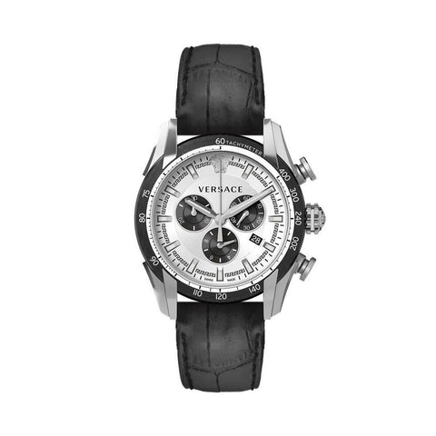 Versace Mens V-Ray Leather Watch VEDB00519
