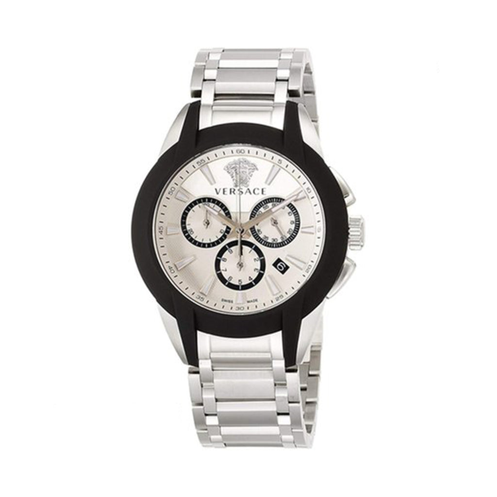 Versace Mens Character Chrono Watch VEM800118
