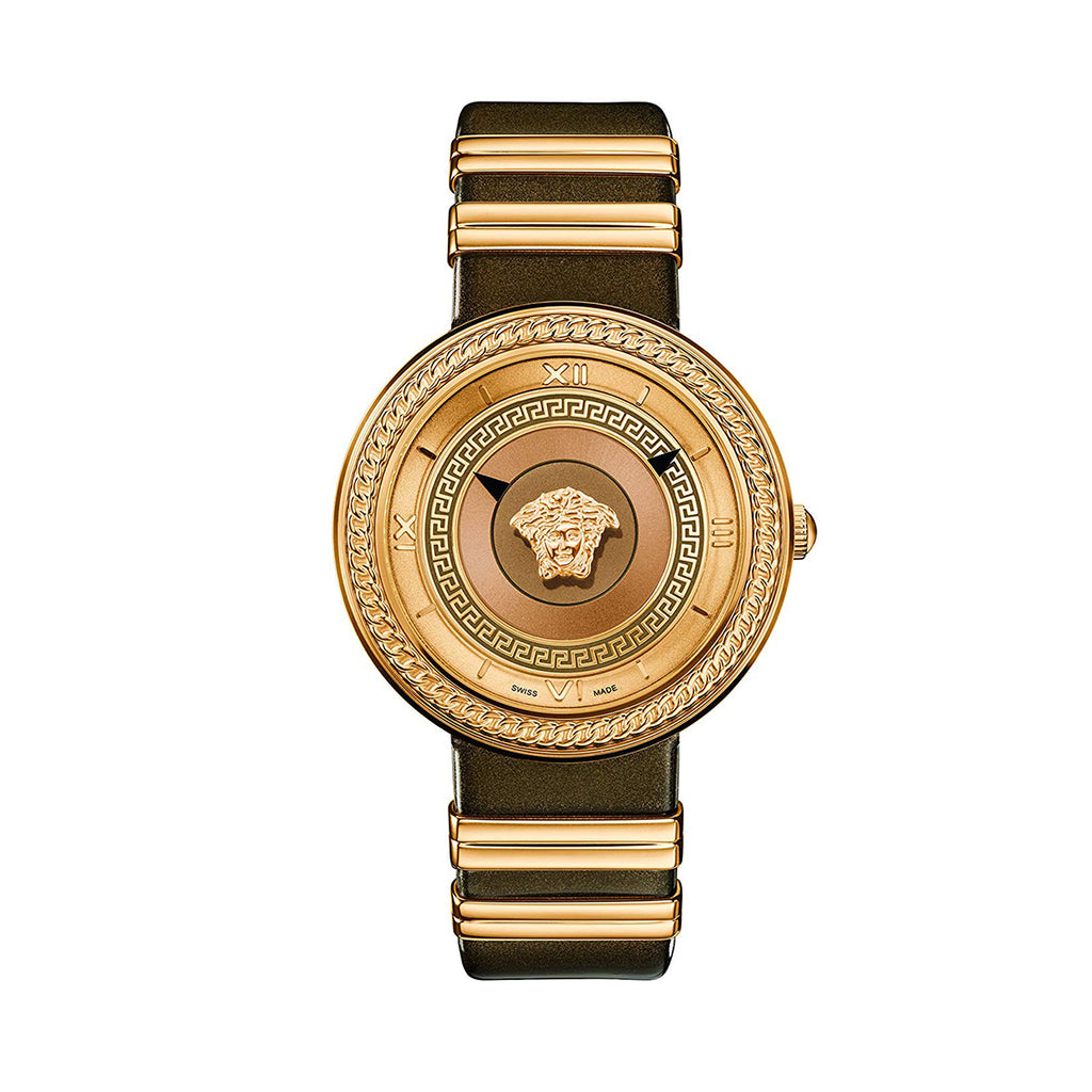 Versace VLC130016 Ladies 'V-Metal Icon' Swiss Watch