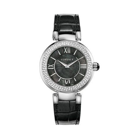 Versace VNC01 0014 Ladies Leda Stainless Steel Swiss Watch