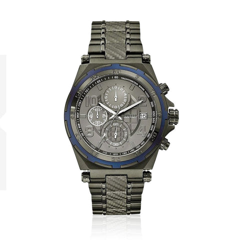 Guess W0243G3 Men's Grey Chronograph Watch