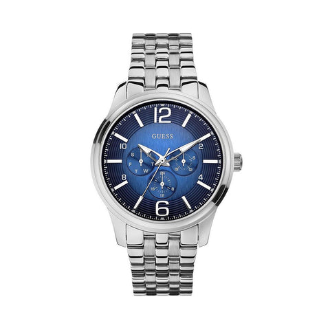 Guess W0252G2 Captain Men's Stainless Steel Watch