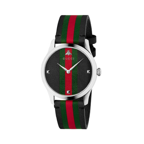 Gucci YA1264079 G-Timeless Unisex Watch
