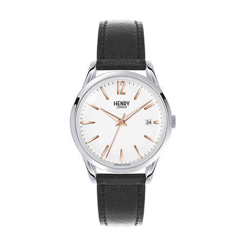 Henry London HL39-S-0005 Unisex Highgate Watch