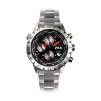 Fila 38-007-001 Men's Chronograph Stainless Steel Watch