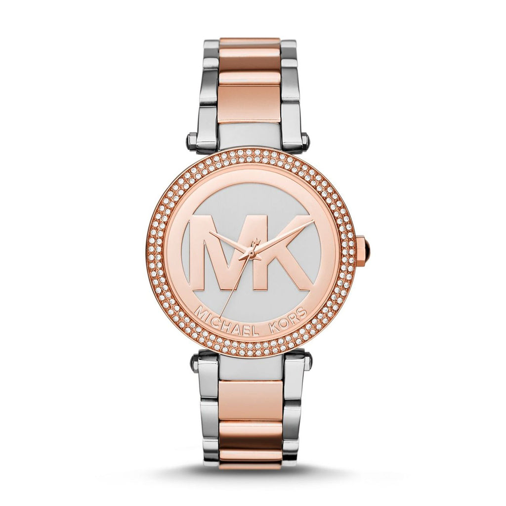 Michael Kors MK6314 Parker Two-Tone Ladies Watch