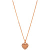 Michael Kors MKJ3971791 Rose Gold Tone Ladies Necklace