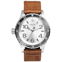 Nixon A467-1888 The 38-20 Ladies' Leather Watch