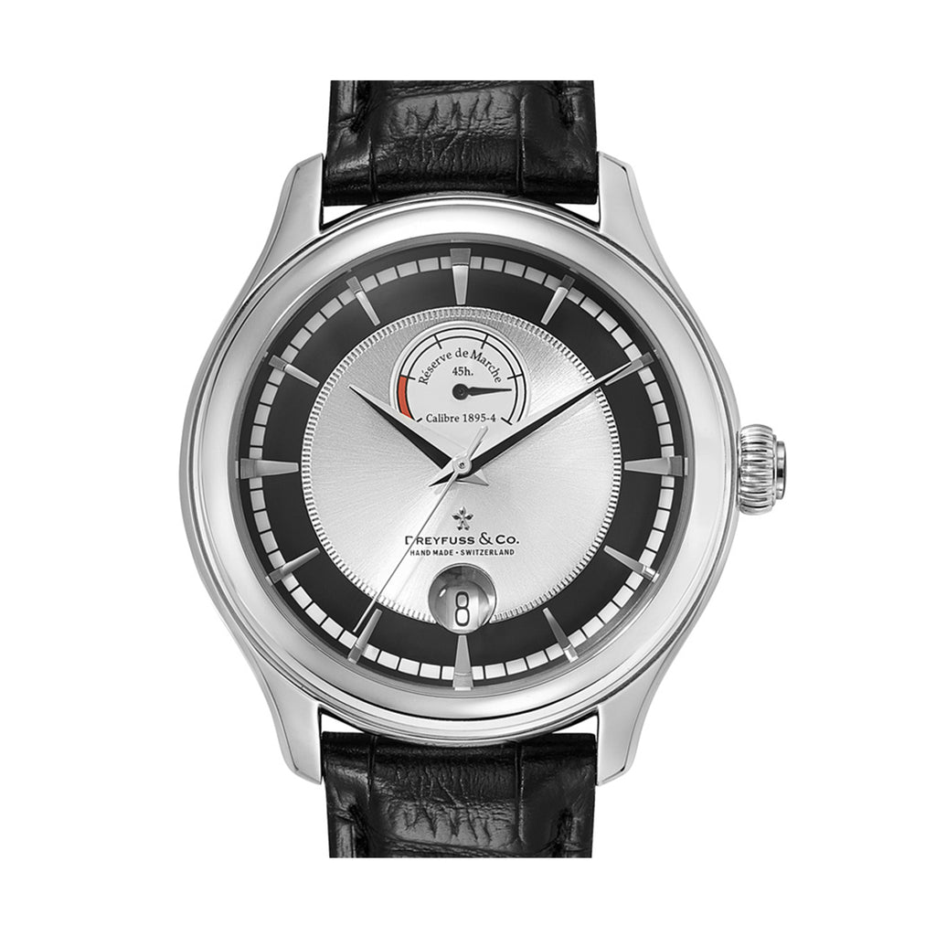 Dreyfuss & Co1925 DGS00110/04 Men's Reserve De Marche Watch