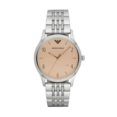 Emporio Armani AR1881 Men's SS Quartz Watch