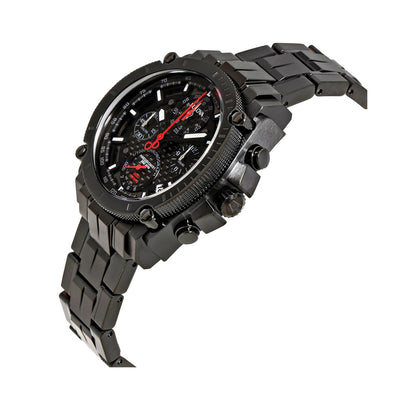 Bulova 98B257 Precisionist Men's Black Chronograph Watch