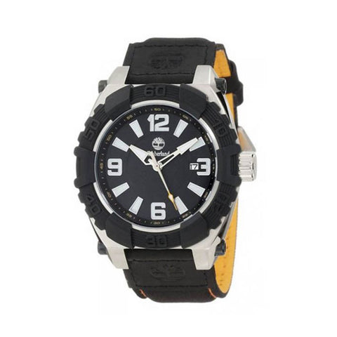 Timberland 13321JSTB-02B Hookset Men's Black Dial Watch
