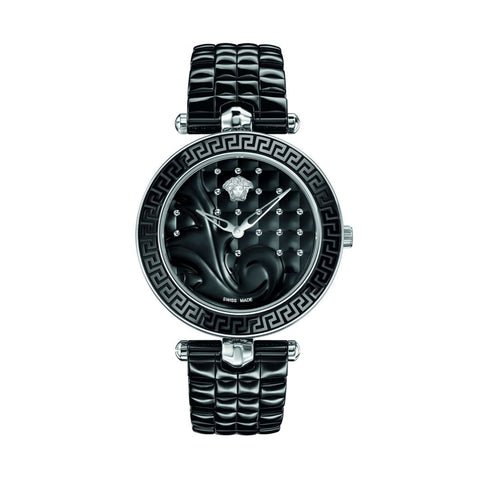 Versace VAO020016 Ladies Vanitas Ceramic Watch