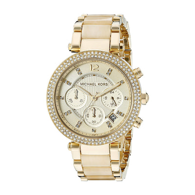 Michael Kors MK5632 Champagne Gold Tone Ladies Watch