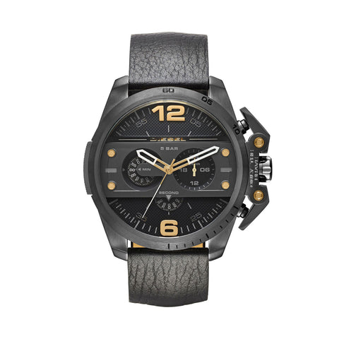Diesel DZ4386 Ironside Men's Black Chronograph Watch