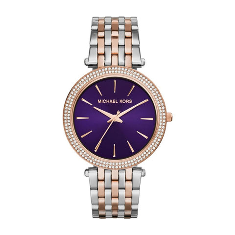 Michael Kors Darci MK3353 Ladies Rose Gold Watch