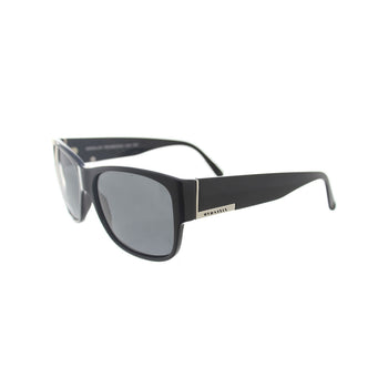 Filtrate The Rae Matte Black Polarized Unisex Sunglasses