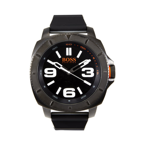 Hugo Boss Orange 1513106  Sao Paulo Men's Black Watch