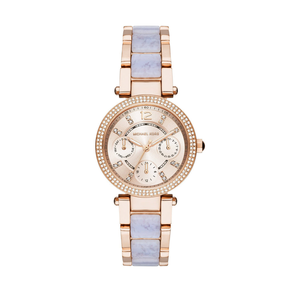 Michael Kors  MK6327 Mini Parker Rose Gold Ladies Watch