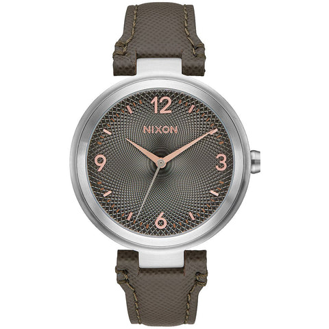 Nixon A992-2271 Ladies Chameleon Leather Watch