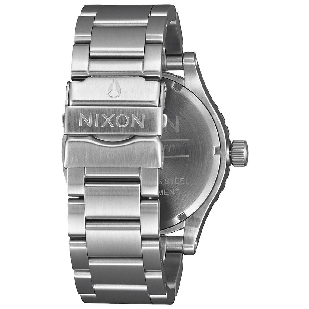 Nixon A916-1258 Men's The 46 SS Stainless Steel Watch