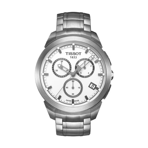 Tissot T0694174403100 T-sport Men's Titanium Chronograph Swiss Watch