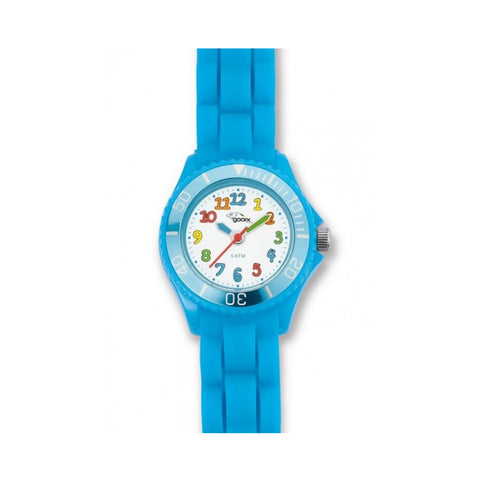 Gooix Kids GX06009130 Unisex Silicon Strap Watch
