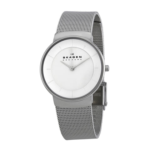 Skagen SKW2075  Ladies  Silver Steel Strap & Case Watch