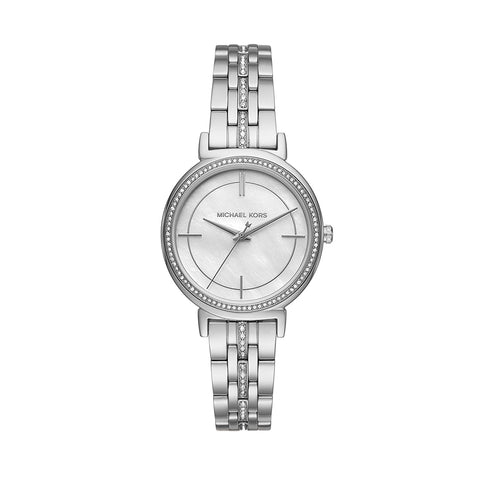 Michael Kors MK3641 Cinthia Ladies Silver Watch
