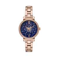 Michael Kors MK3971 Sofie Ladies Rose Gold Watch