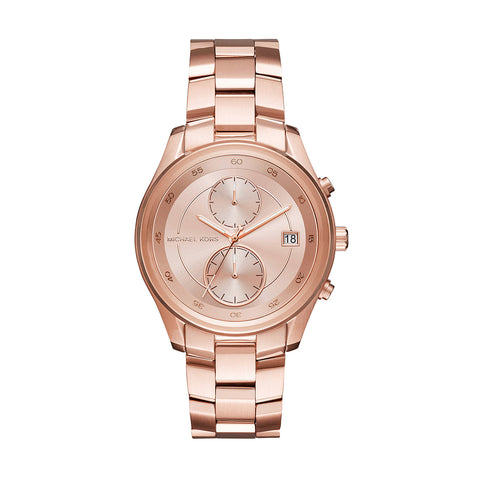 Michael Kors MK6465 Briar Ladies Rose Gold Watch