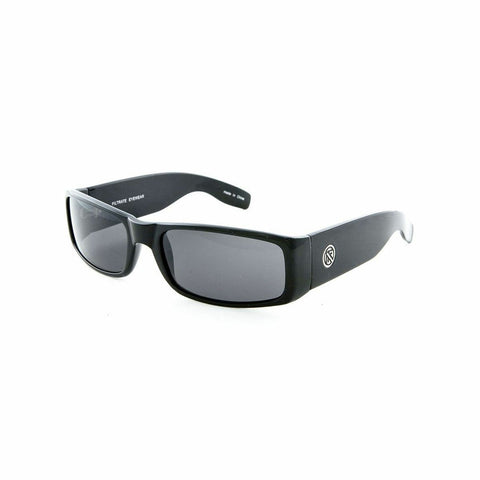 Filtrate COG Black Unisex Sunglasses
