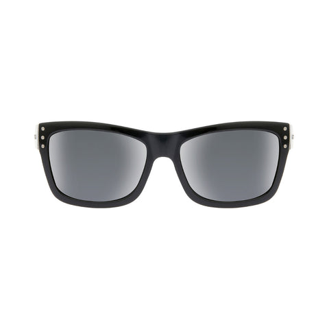 Polaroid P8267-D28 Mens Black Polarized Sunglasses