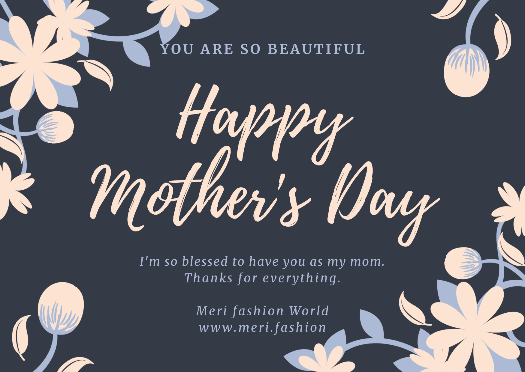Mother's Day Special - Gift Card