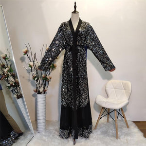 The Sequin - Abaya