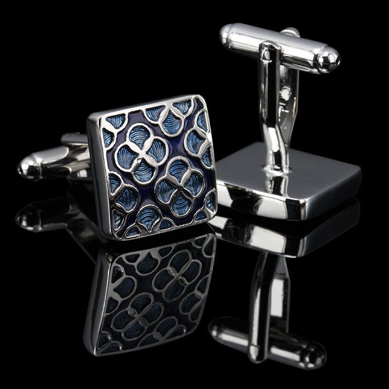 Luxury shirt cufflinks