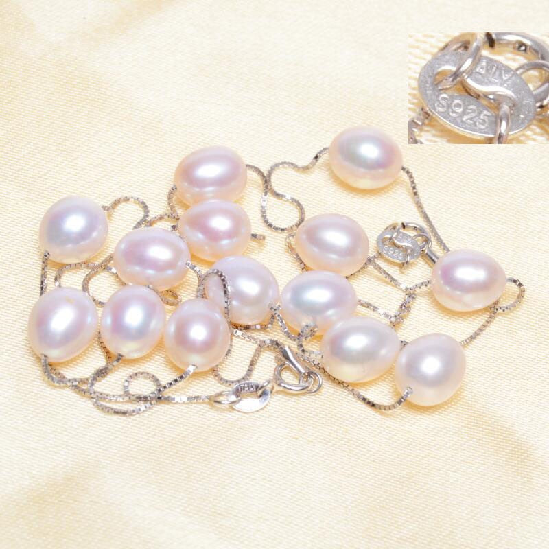 The Debut Set -  Pearls and Silver