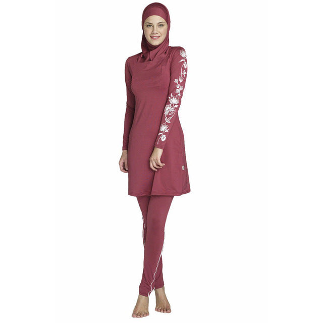 The Surf Sport Burkini Swimsuit