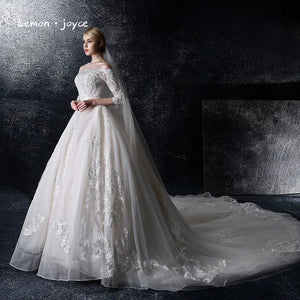 The Vintage Beauty Wedding Dress