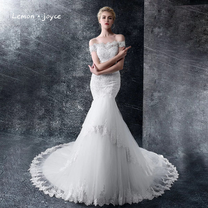 The Princess Mermaid Wedding Dress