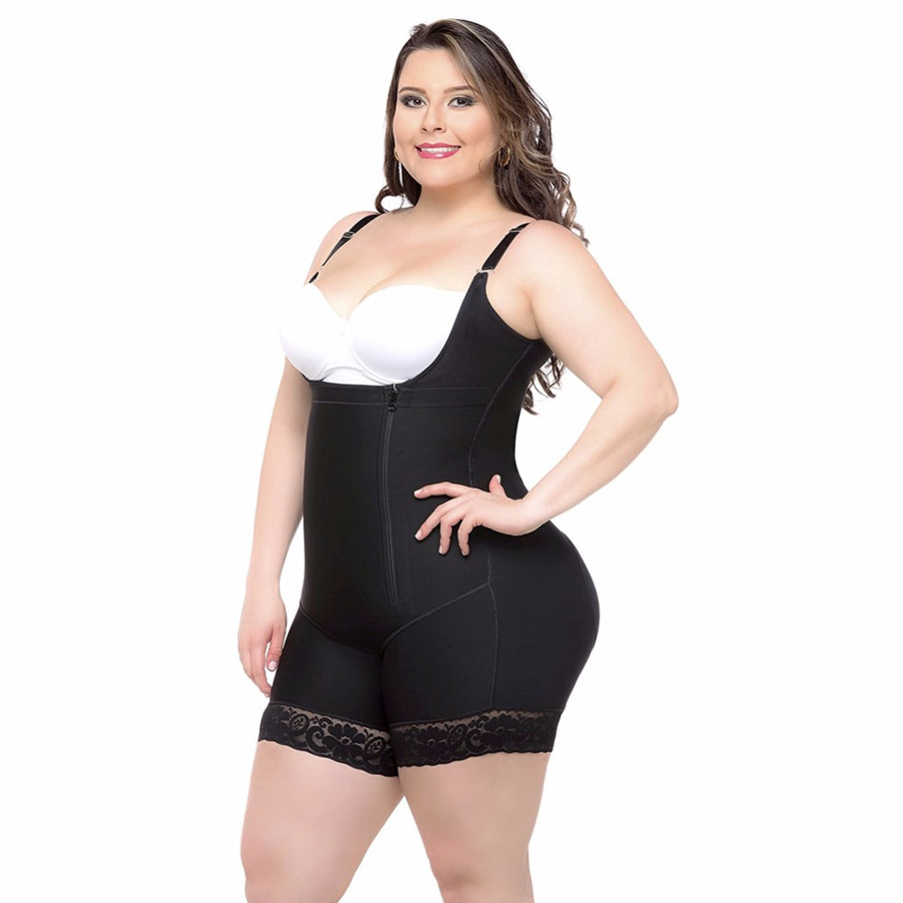 The Corset Slimming Butt Lifter Shapewear