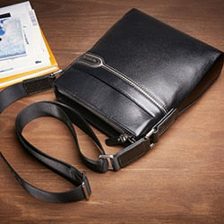 The Vintage Crossbody-  Genuine Leather Bag