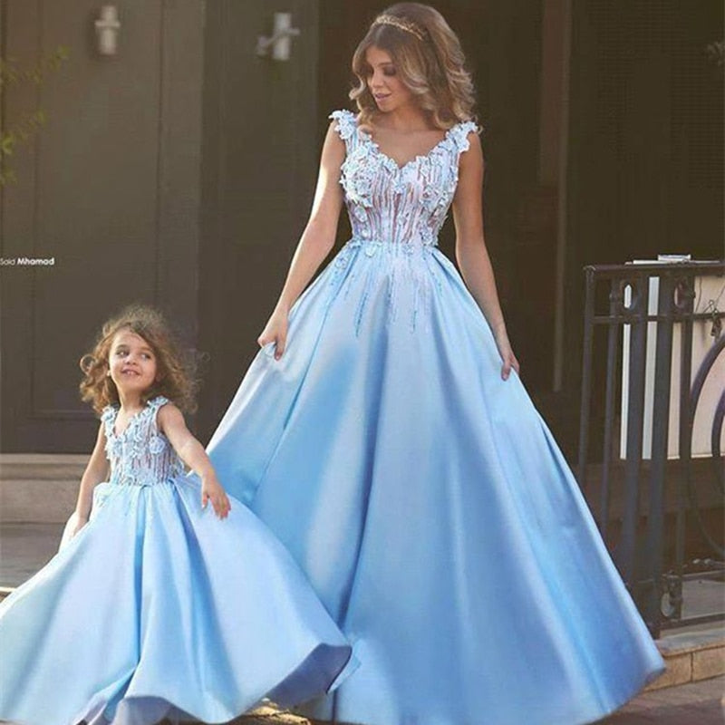 The Blue Fairy Match Dress