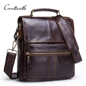 The Genuine Leather Crossbody - Bag