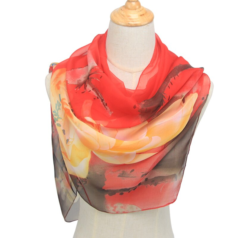 The Floral 160x50cm - Scarf