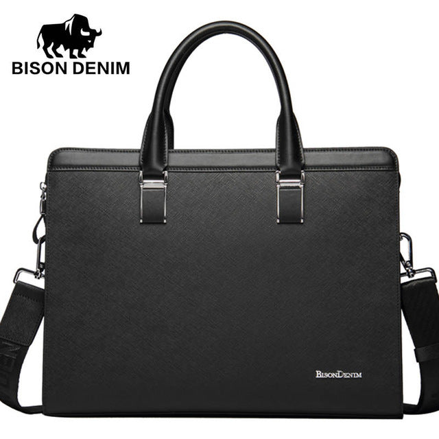 The Bison Messenger Bag
