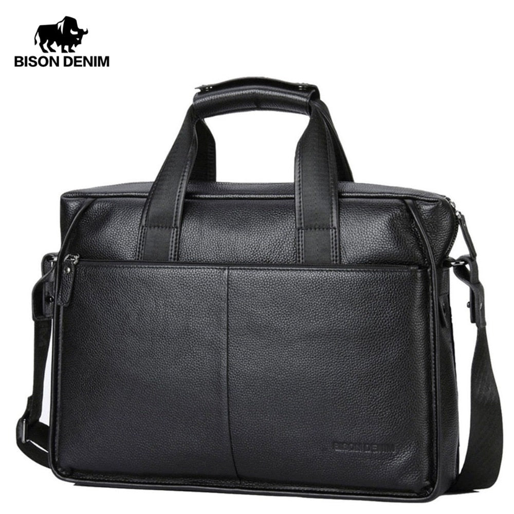 The Bison Soft Cowhide bag